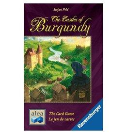 Ravensburger Châteaux de Bourgogne (les) - le jeu de cartes [multilingue]