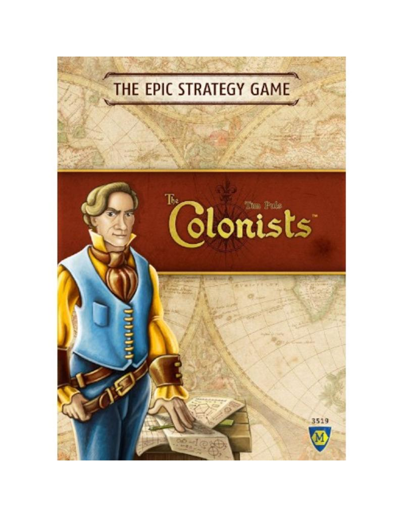 Lookout Games Colonists (the) [anglais]