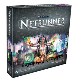 Fantasy Flight Games Android - Netrunner - Revised Core [anglais]