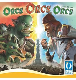 Queen Games Orcs Orcs Orcs [multilingue]