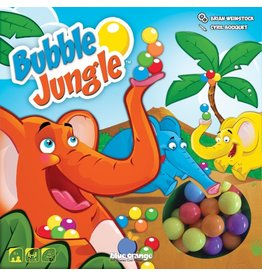 Blue Orange Bubble Jungle [multilingue]