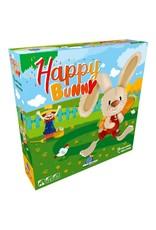 Blue Orange Happy Bunny [multilingue]