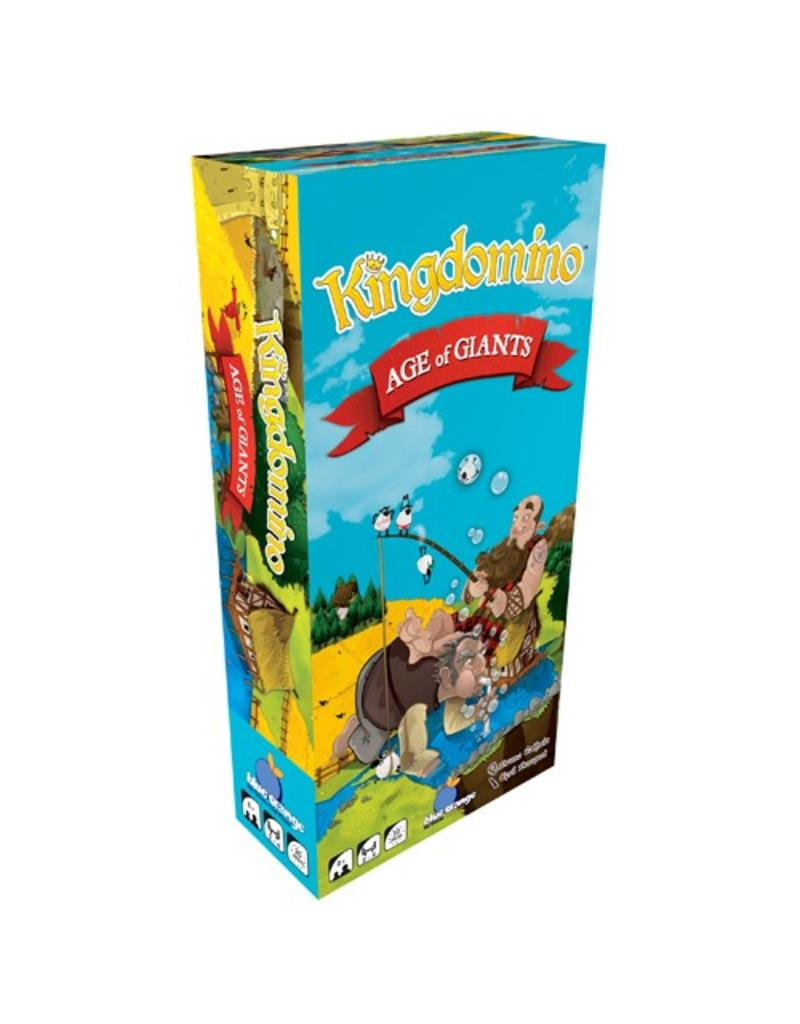 Blue Orange Kingdomino : Âge des géants [multilingue]