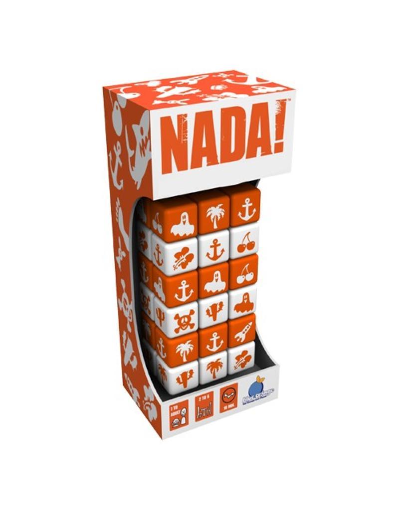 Blue Orange Nada ! [multilingue]