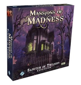 Fantasy Flight Games Mansion of Madness (2nd edition): Sanctum of Twilight [anglais]