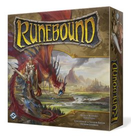 Fantasy Flight Games Runebound - 3e édition [français]