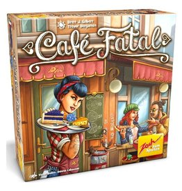 Zoch Zum Spielen Café Fatal [multilingue]