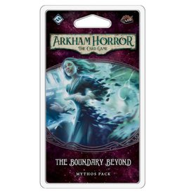 Fantasy Flight Games Arkham Horror - The Card Game (LCG) : The Boundary Beyond [anglais]