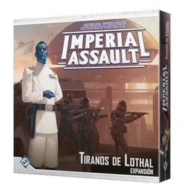 Fantasy Flight Games Star Wars - Imperial Assault : Tyrants of Lothal [anglais]