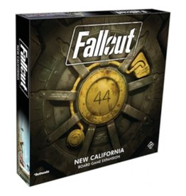 Fantasy Flight Games Fallout : New California [anglais]