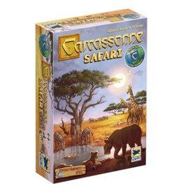 Z-Man Carcassonne - Safari [français]