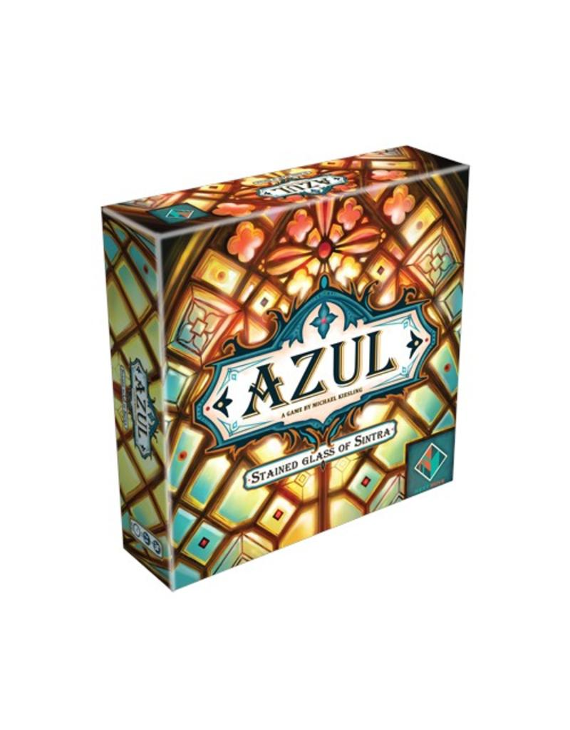 Next Move Azul - Les vitraux de Sintra [multilingue]