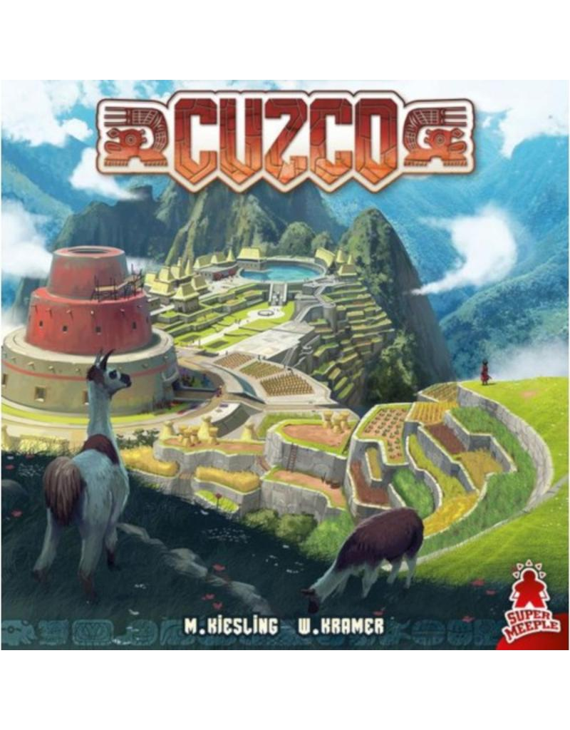 Super Meeple Cuzco [français]