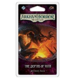 Fantasy Flight Games Arkham Horror - The Card Game (LCG) : The Depths of Yoth [anglais]