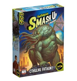 Iello Smash Up : Cthulhu Fhtagn ! [français]