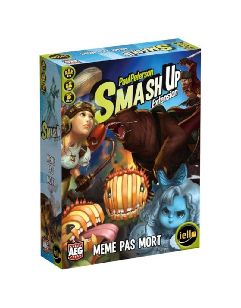 Iello Smash Up : Même pas mort [français]