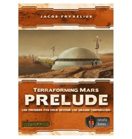Intrafin Terraforming Mars : Prelude [français]