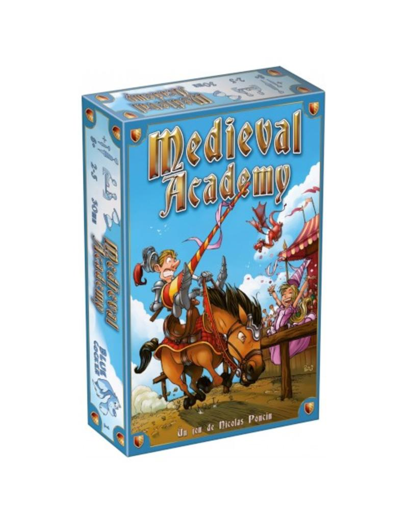 Blue Cocker Medieval Academy [multilingue]
