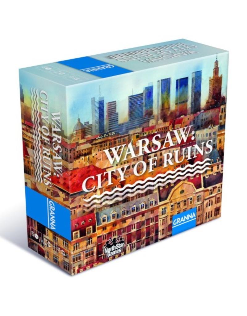 North Star Games Warsaw - City of Ruins [anglais]