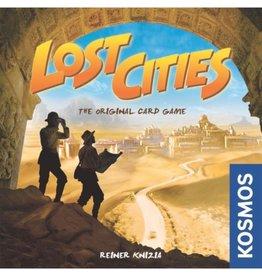 Kosmos Lost Cities [anglais]