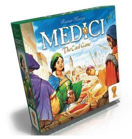 Grail Games Medici - The Card Game [multilingue]