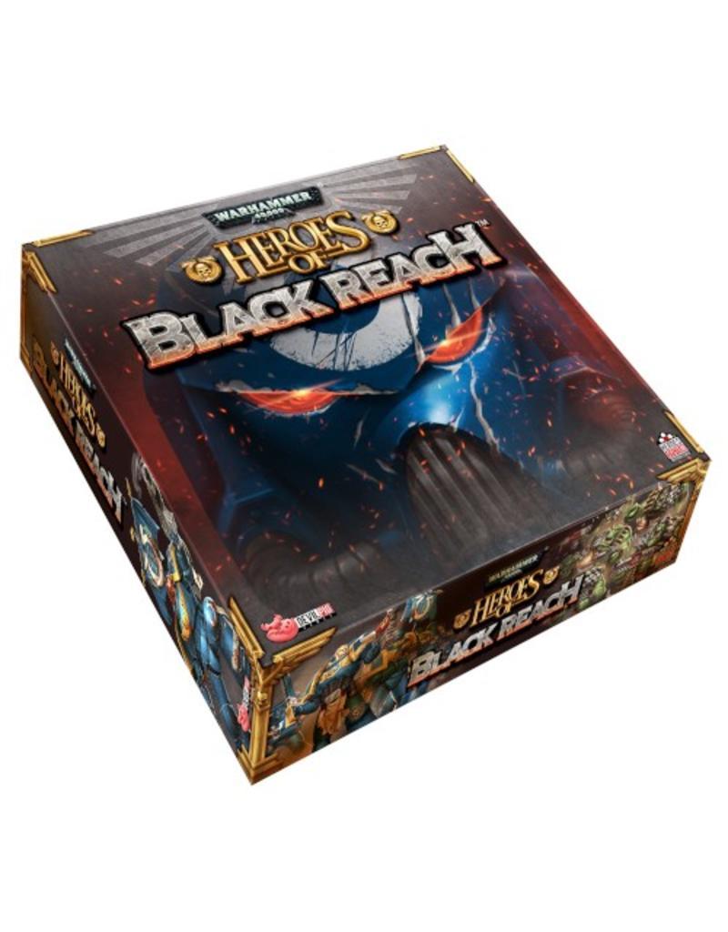 Devil Pig Games Warhammer 40,000 - Heroes of Black Reach [français]