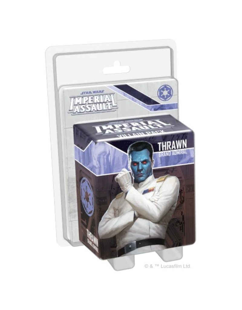 Fantasy Flight Games Star Wars - Imperial Assault : Thrawn - Grand Admiral [anglais]