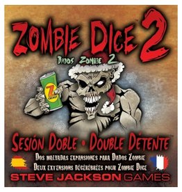 EDGE Zombie Dice 2 : Double Détente [français]