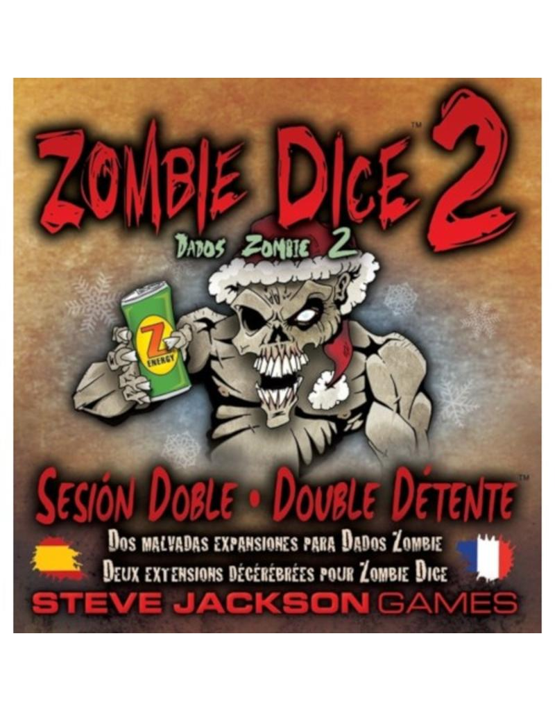 EDGE Zombie Dice 2 : Double Détente [français]