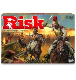 Hasbro Games Risk [multilingue]