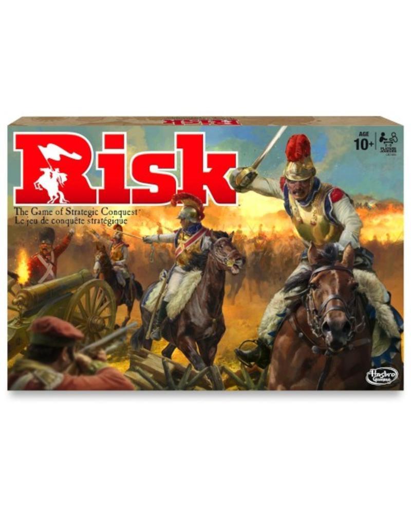 Hasbro Games Risk [multilingue]