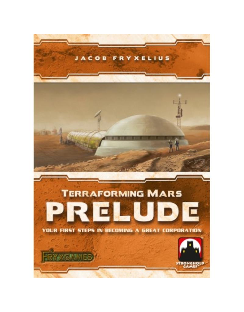 Stronghold Games Terraforming Mars : Prelude [anglais]