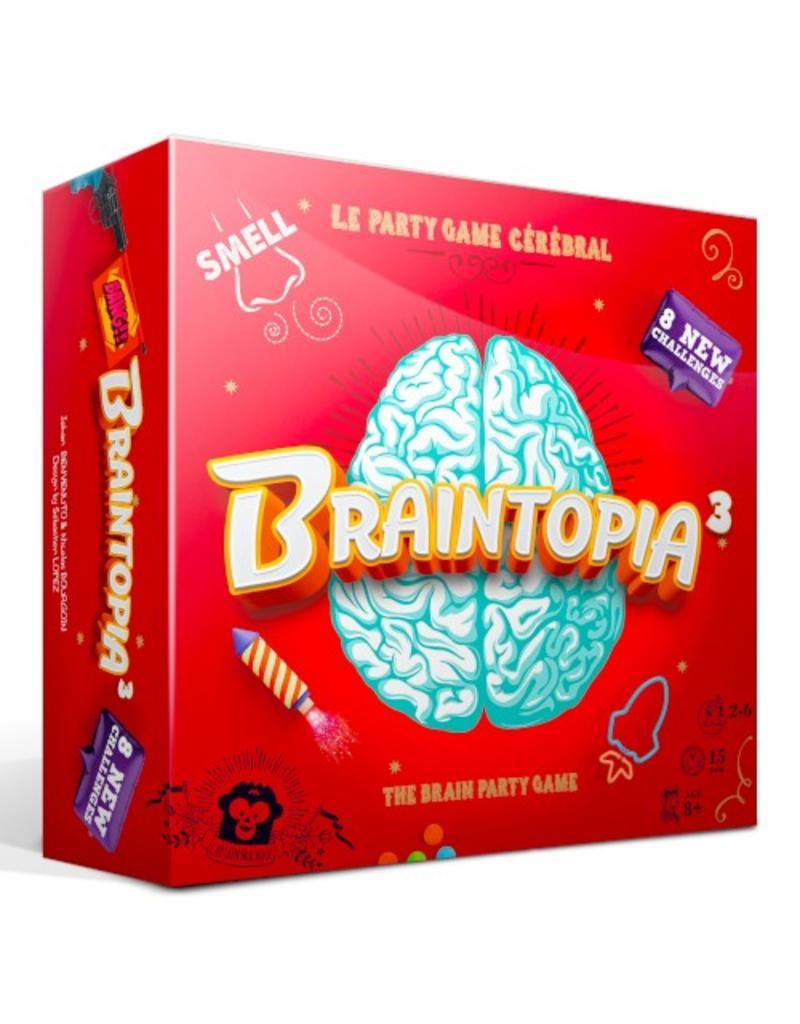 Captain Macaque Braintopia 3 [français]