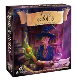 Drawlab Entertainment Mystic Scrolls [français]