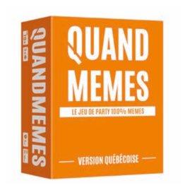 Coucumba Games Quand Memes [français]
