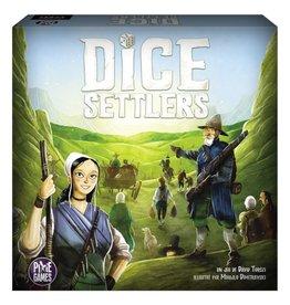 Pixie Games Dice Settlers [français]