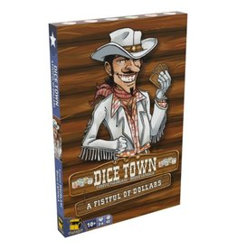 Matagot Dice Town : Poignée de cartes [français]
