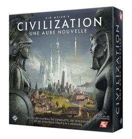Fantasy Flight Games Civilization - A New Dawn [français]