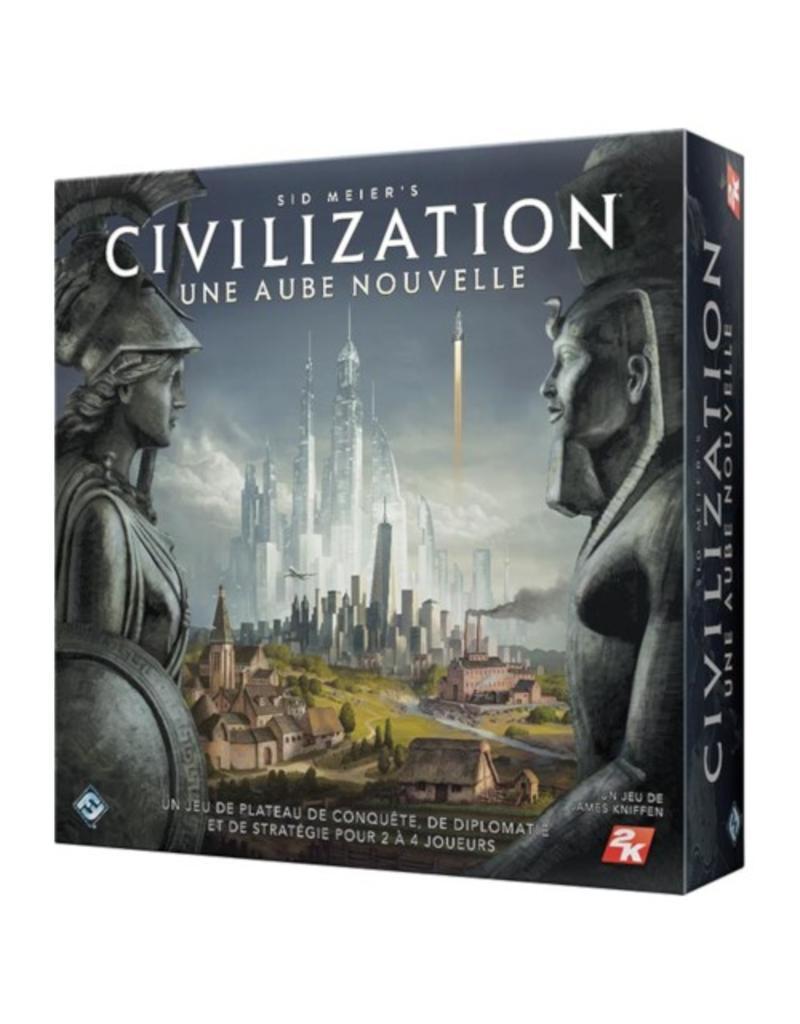 Fantasy Flight Games Civilization - A New Dawn [français]