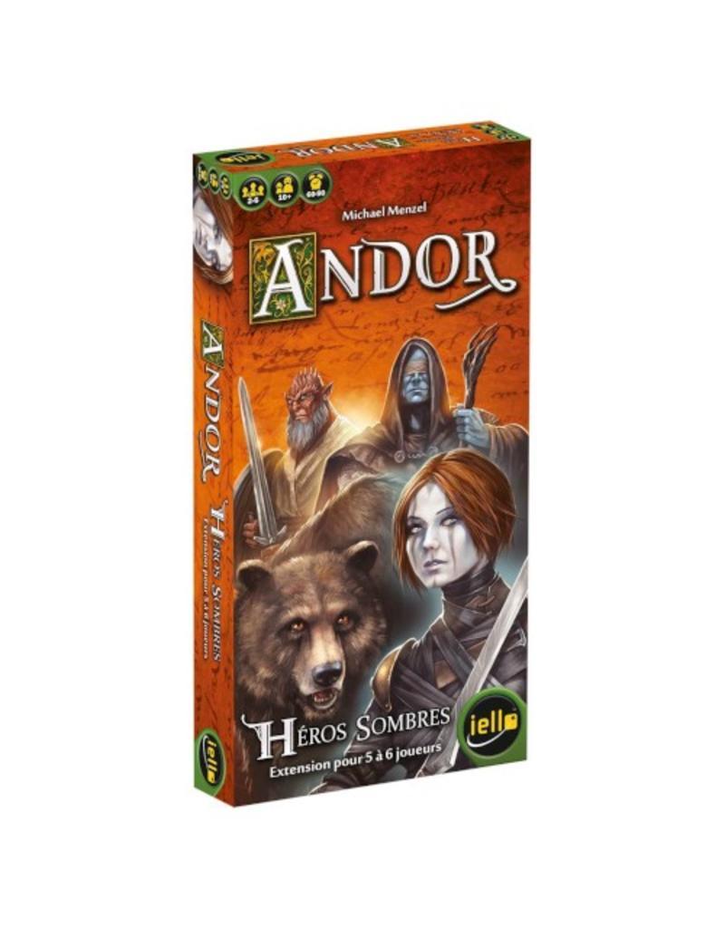 Iello Andor : Héros sombres [français]