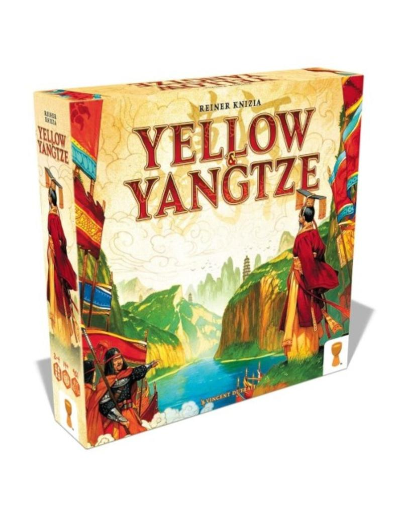 Grail Games Yellow & Yangtze [anglais]