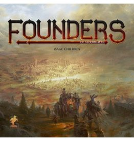 Cephalofair Games Founders of Gloomhaven [anglais]