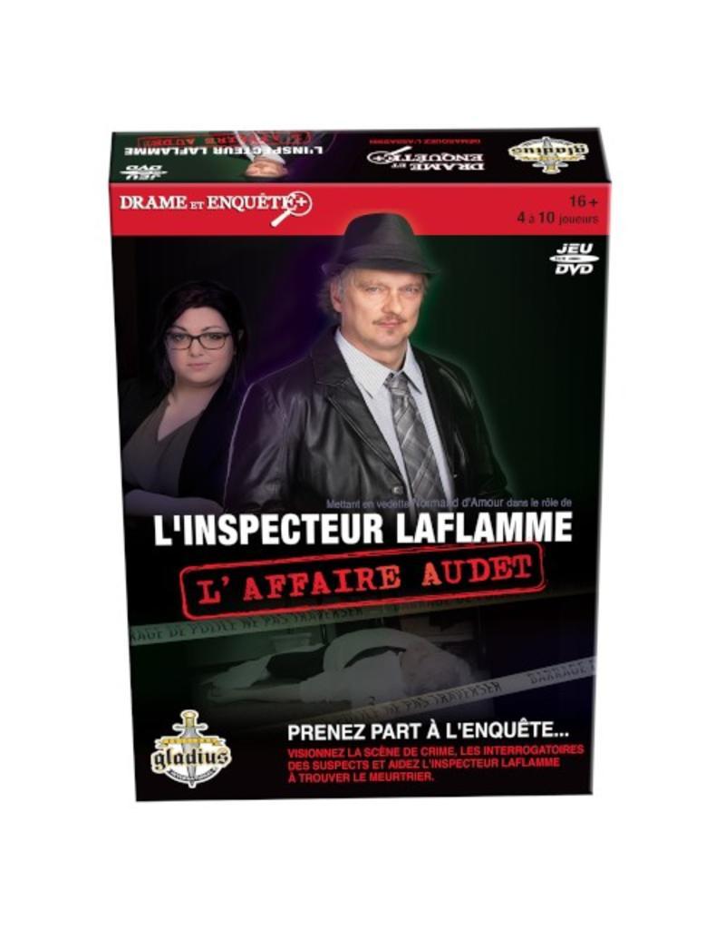 Gladius Drame et enquête - L'affaire Audet [français]