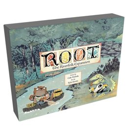 Leder Games Root : Riverfolk [anglais]