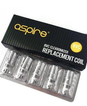 Aspire Aspire BDC/BVC Replacement Coils 1.8 Ohm