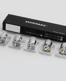 Wismec Wismec WM Replacement Coils for GNOME