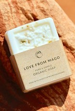 Mago Organic Goat Milk Soap