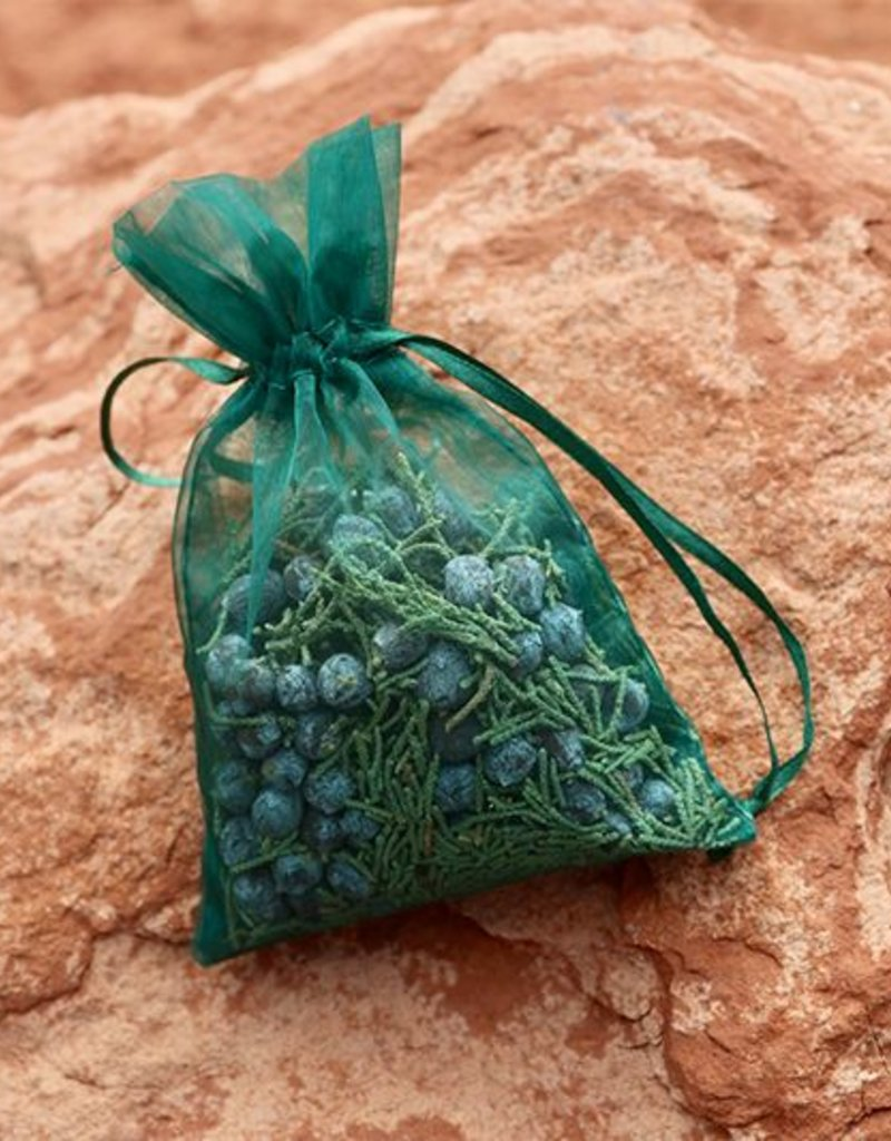 Mago Sage, Rosemary, or Juniper Pouches