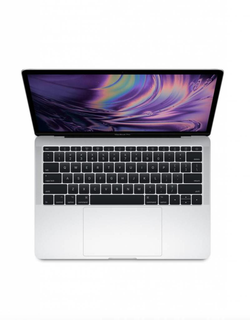 "Apple APPLE MACBOOK PRO 13"" NO TOUCH BAR - SILVER (2017-HE)"