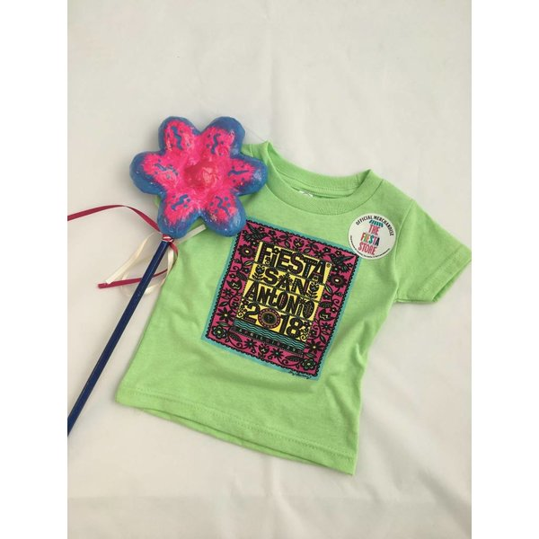 2018 Toddler Poster Tee Shirt